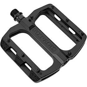 Sixpack Menace Pedals stealth-black